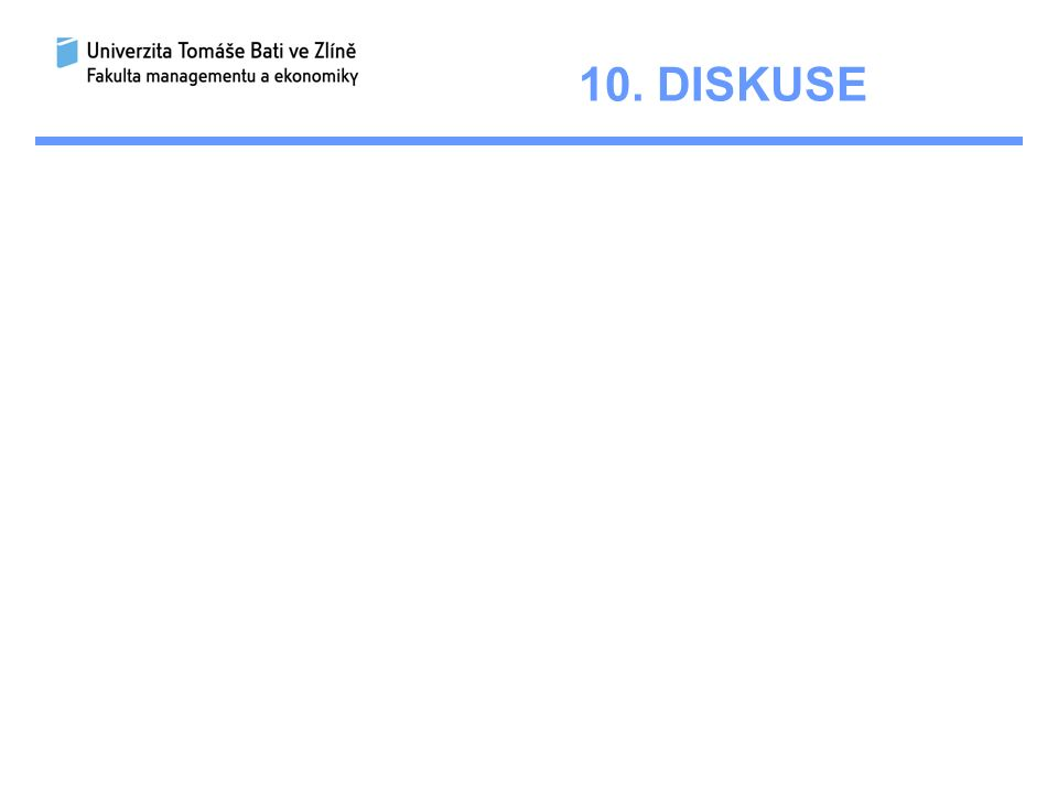 10. DISKUSE