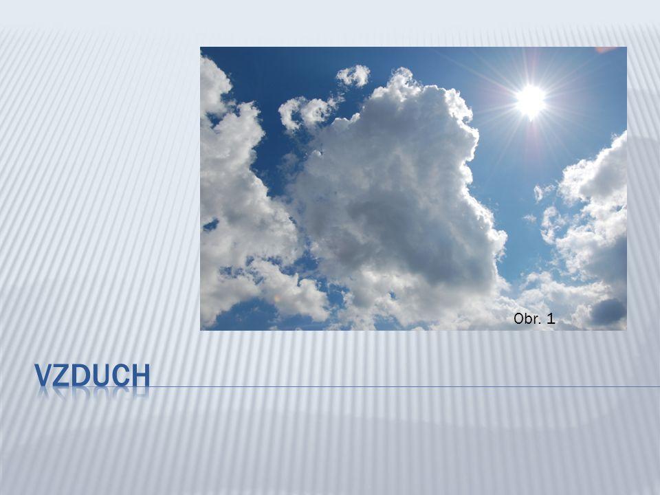 Prezentace je určena k výkladu a procvičování učiva Vzduch v 8.