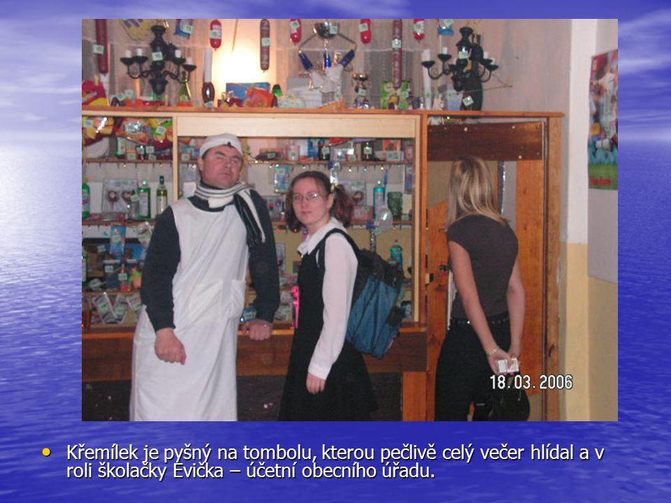 Víla a Beruška nám moc pomohly při přípravě, a také jim to moc slušelo.