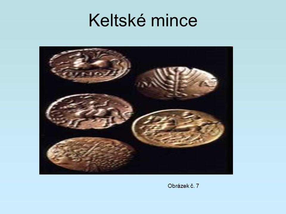 Keltské mince Obrázek č. 7
