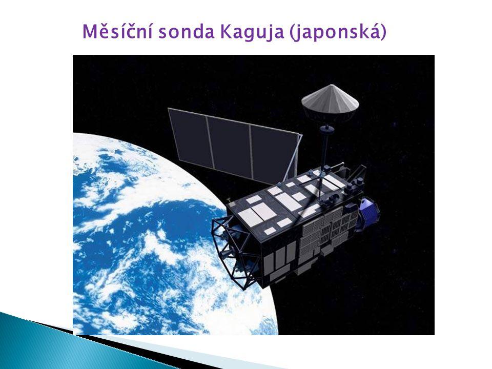 Měsíční sonda Kaguja (japonská)