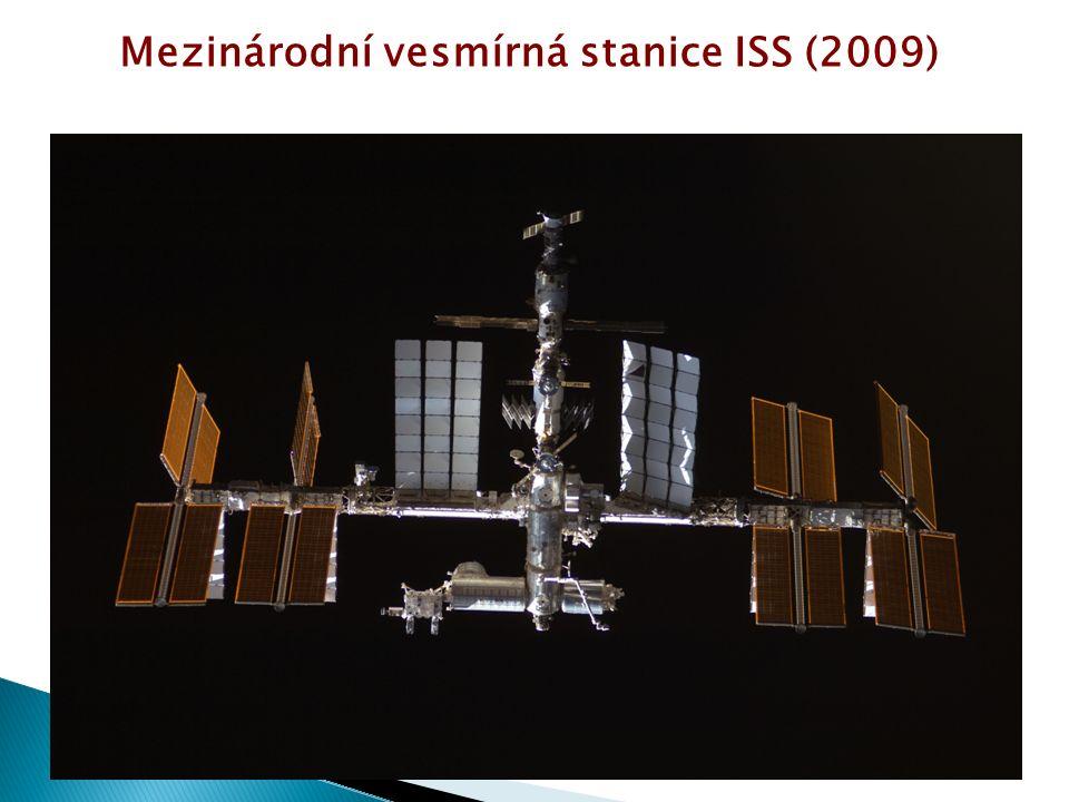 Mezinárodní vesmírná stanice ISS (2009)
