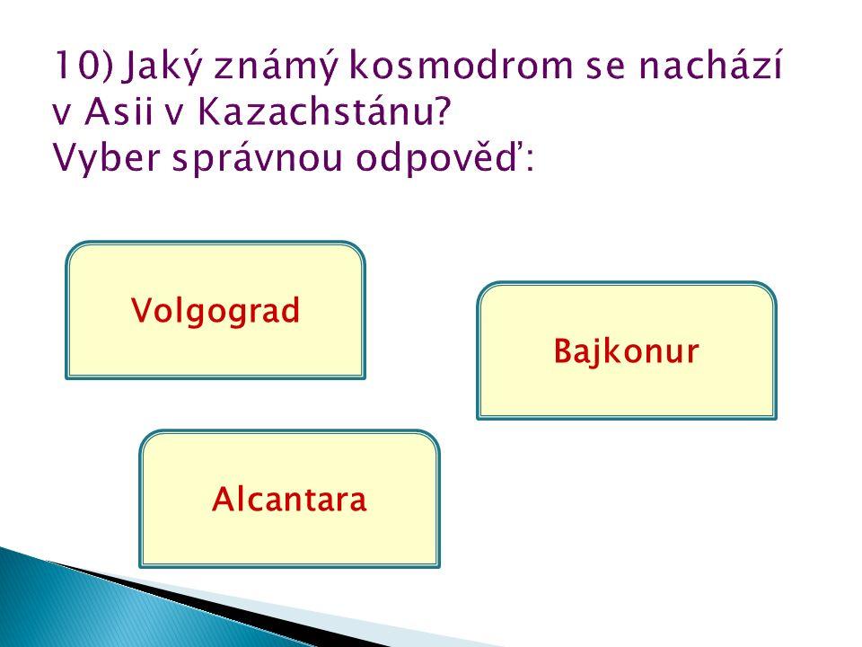 Volgograd Alcantara Bajkonur