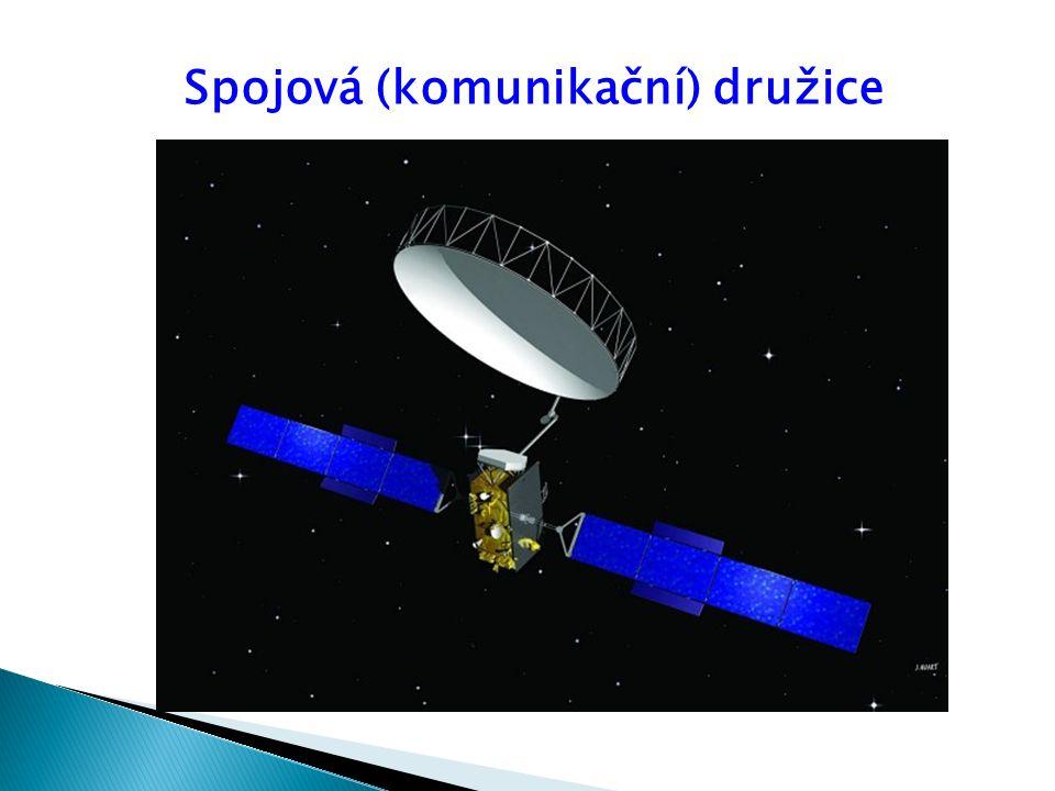 Spojová (komunikační) družice