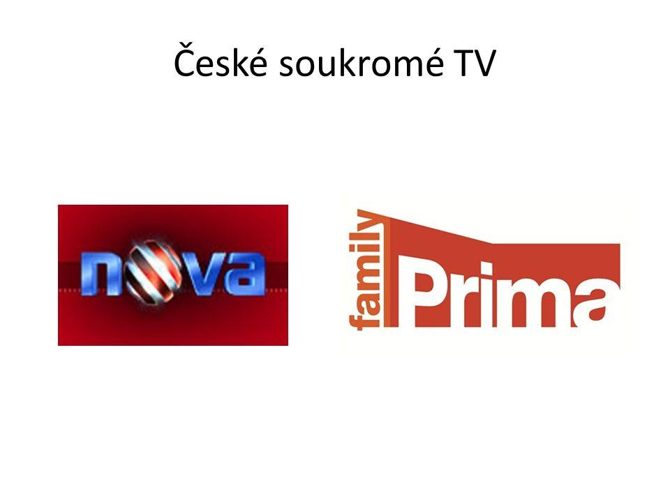 České soukromé TV