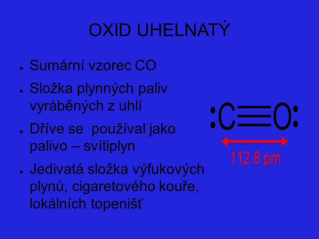 KYSELÉ DEŠTĚ ● Oxidy způsobující,,Kyselé deště : ● oxid siřičitý SO2 oxid dusičitý NO2 oxid dusnatý NO