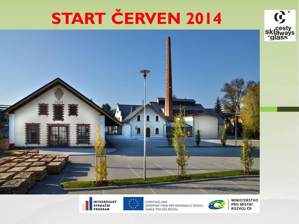 START ČERVEN 2014