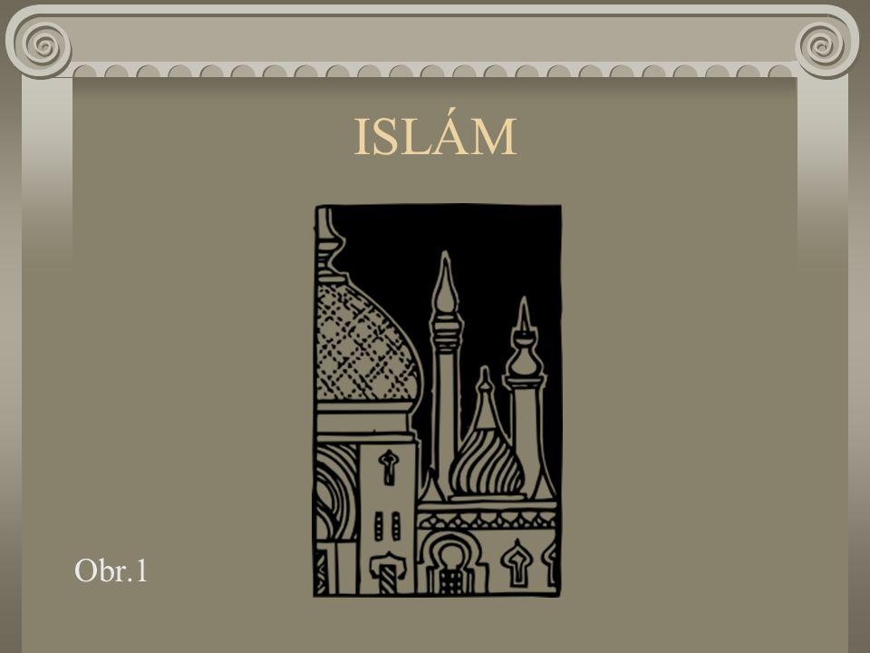 ISLÁM Obr.1