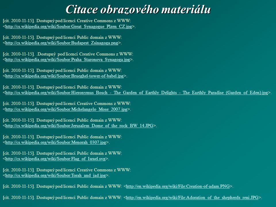 Citace obrazového materiálu [cit. 2010-11-15].