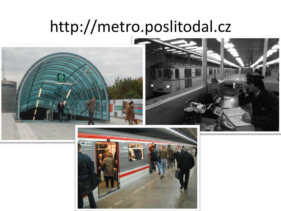 http://metro.poslitodal.cz