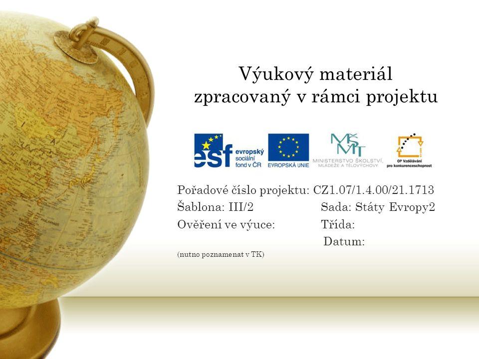 SRBSKO Předmět: zeměpis Ročník: 8.Anotace: Prezentace, která poskytuje informace o Srbsku.
