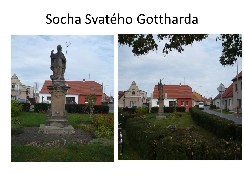 Socha Svatého Gottharda
