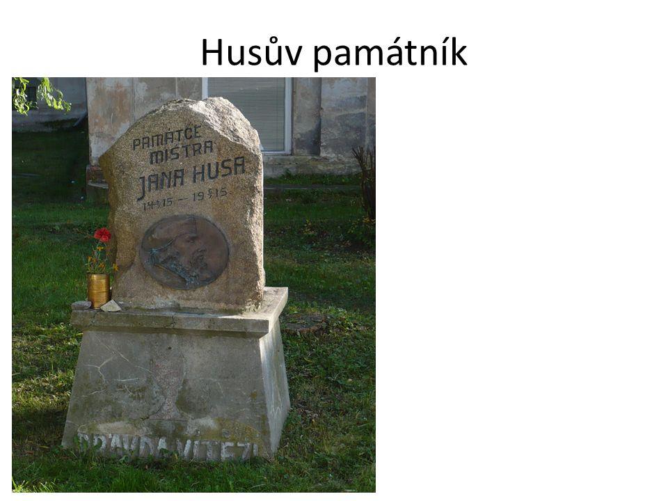 Husův památník