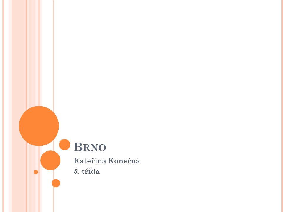 B RNO Kateřina Konečná 5. třída
