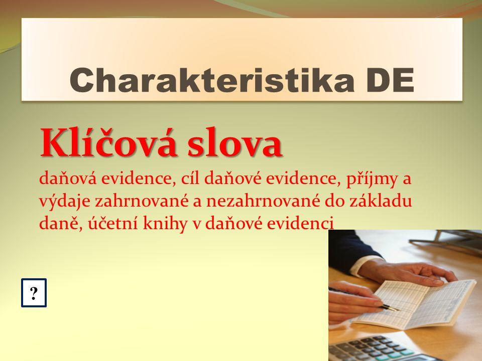 Anotace: Prezentace obsahuje výklad o způsobech vedení evidence podnikatelské činnosti a o zahrnování nákupů podnikatele do obchodního majetku.