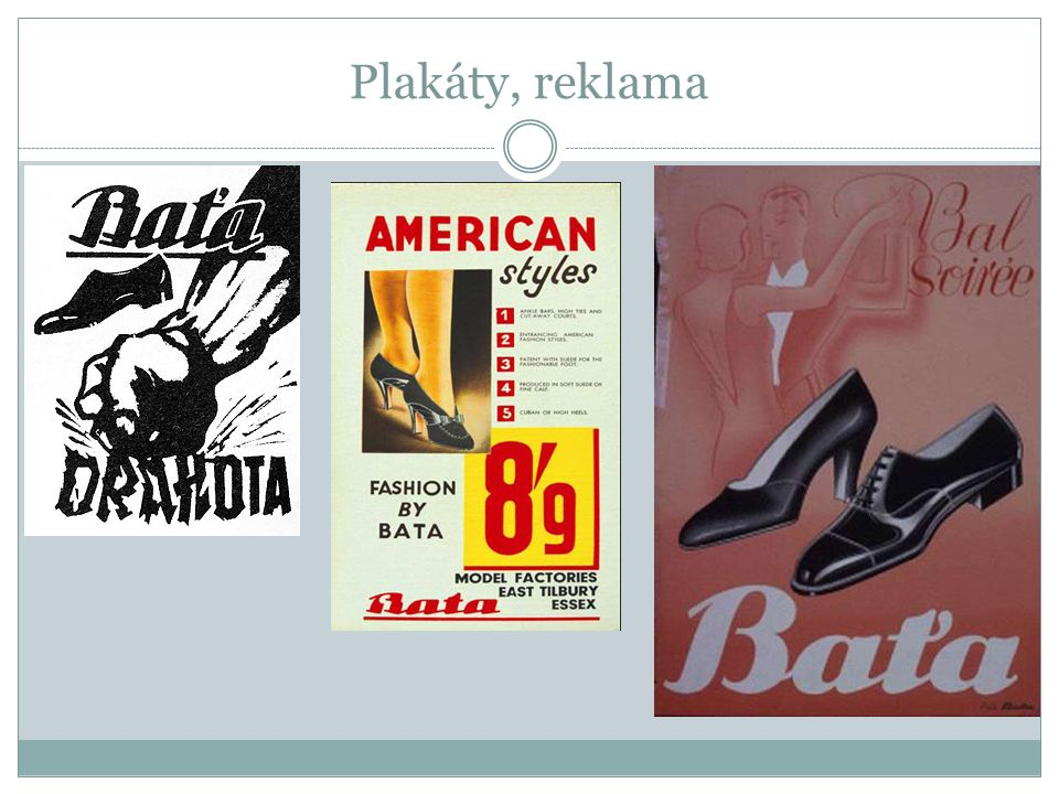 Plakáty, reklama