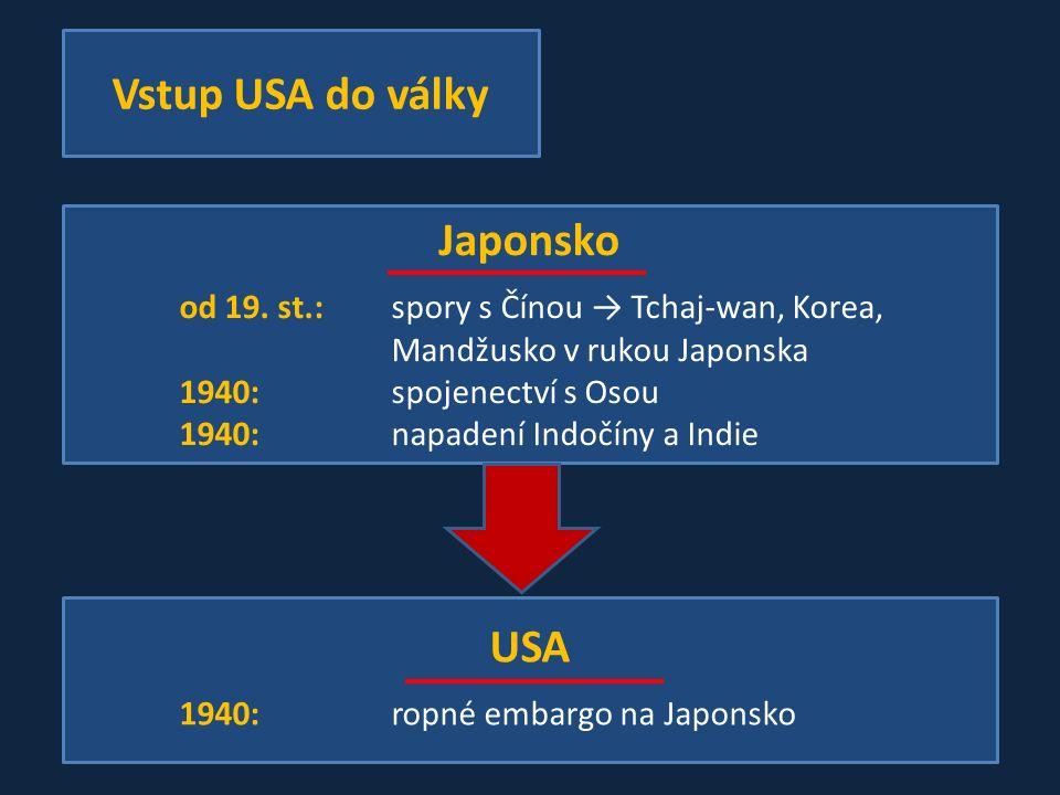 Japonsko od 19.
