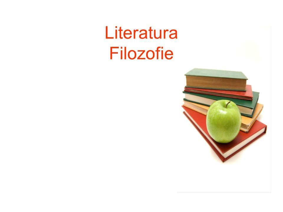 Literatura Filozofie