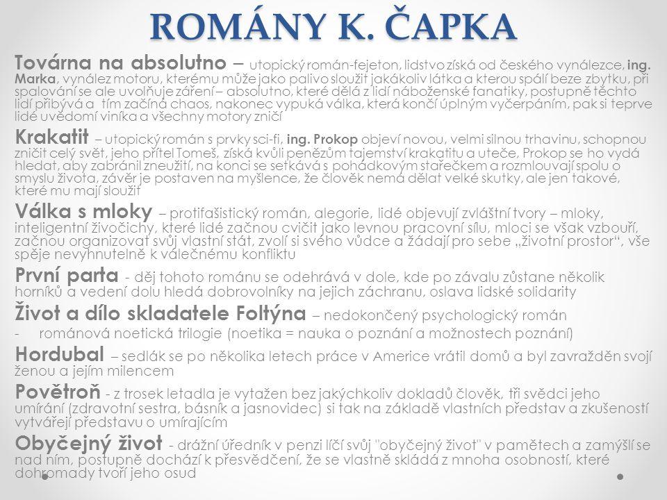 ROMÁNY K.