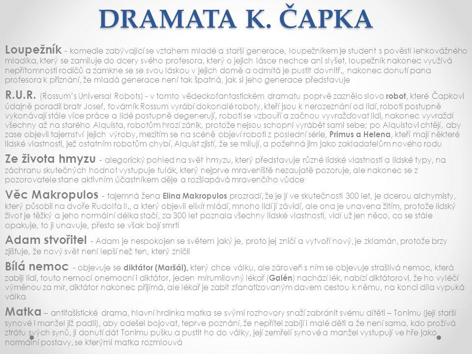 DRAMATA K.