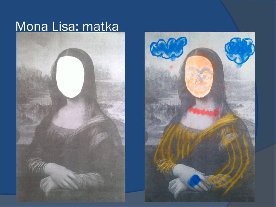 Mona Lisa: matka