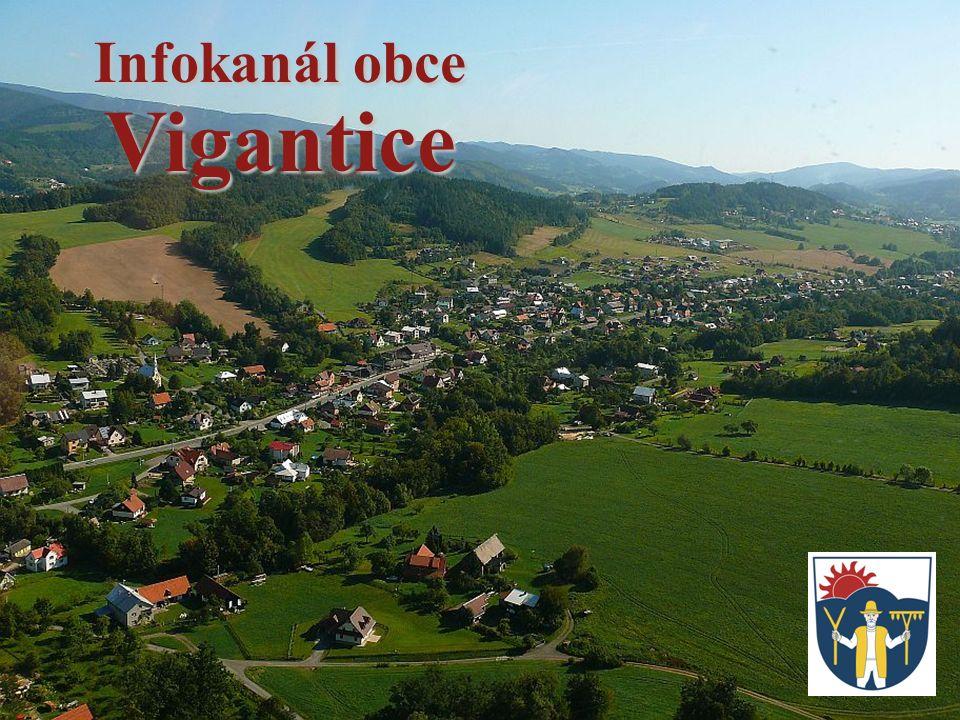 Infokanál obce Vigantice