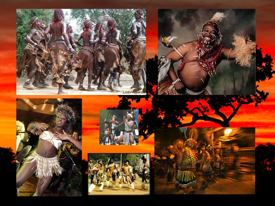 HUDBA V užším smyslu lidová hudba černých obyvatel Afriky.