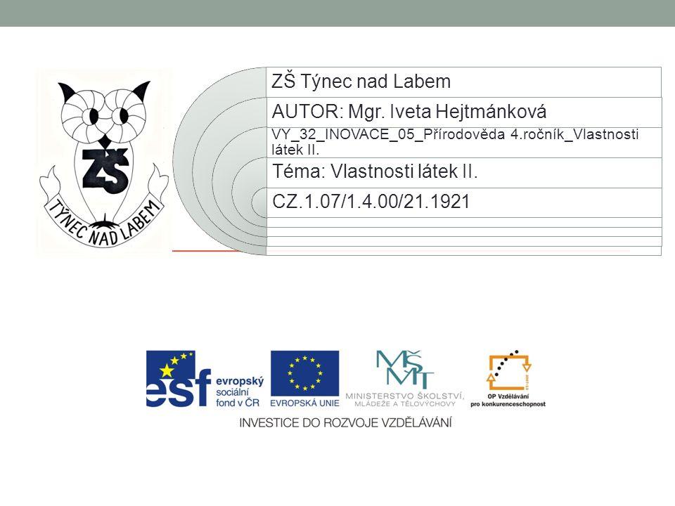 POUŽITÉ ZDROJE http://office.microsoft.com MGR.VĚRA ŠTIKOVÁ.