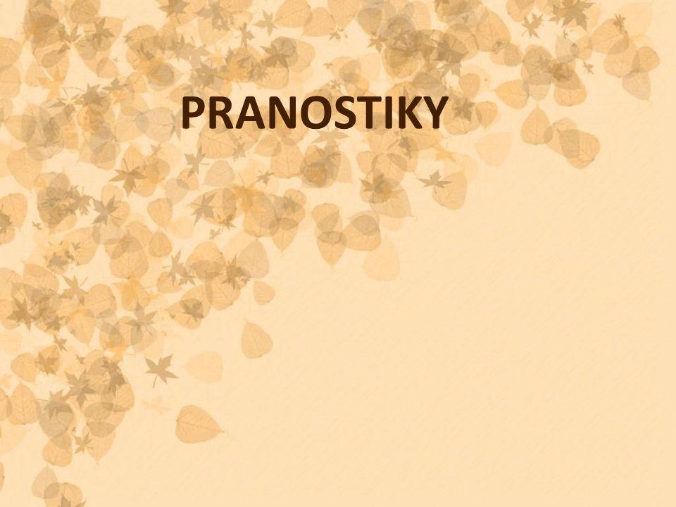 PRANOSTIKY