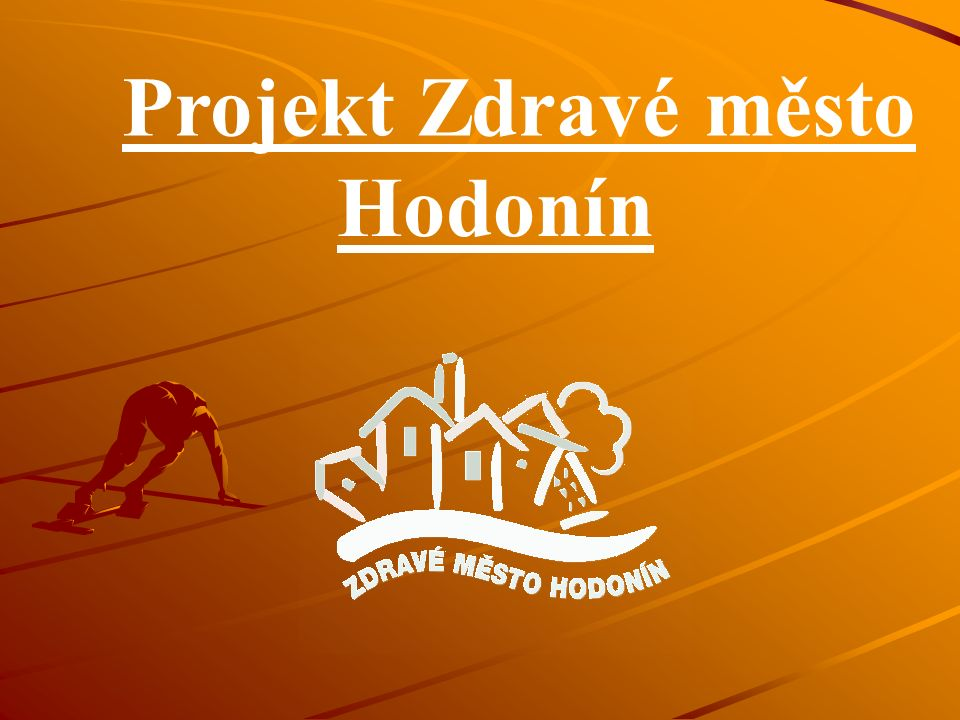 Projekt Zdravé město Hodonín