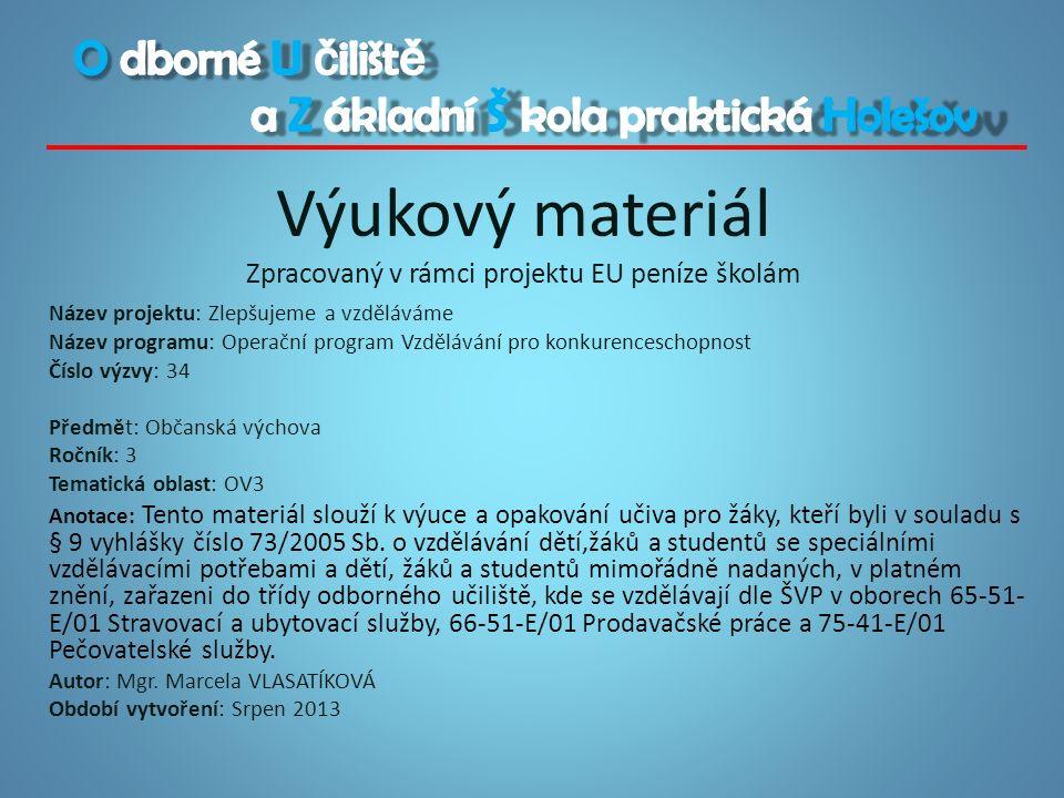 Územní samospráva 1.Na jaké celky se člení Česká republika.