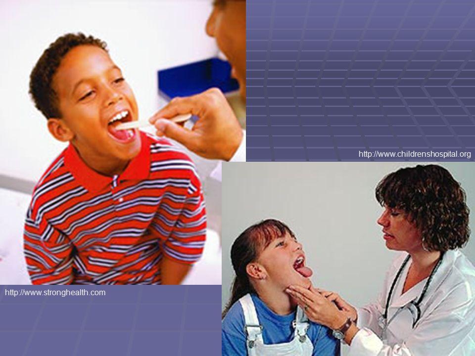 http://www.stronghealth.com http://www.childrenshospital.org