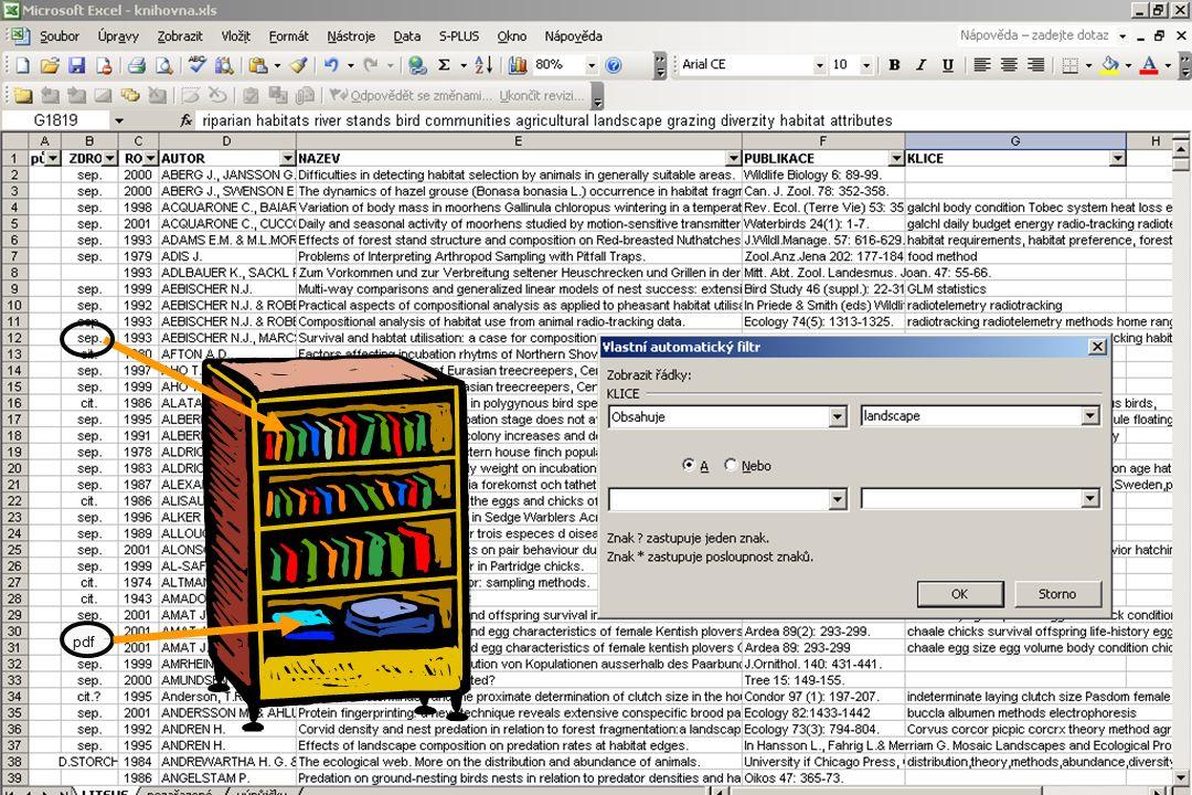 Excel - literatura pdf