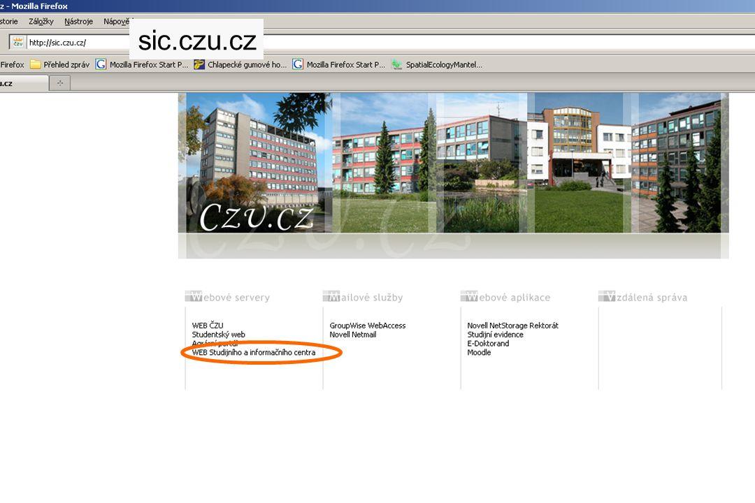 sic.czu.cz