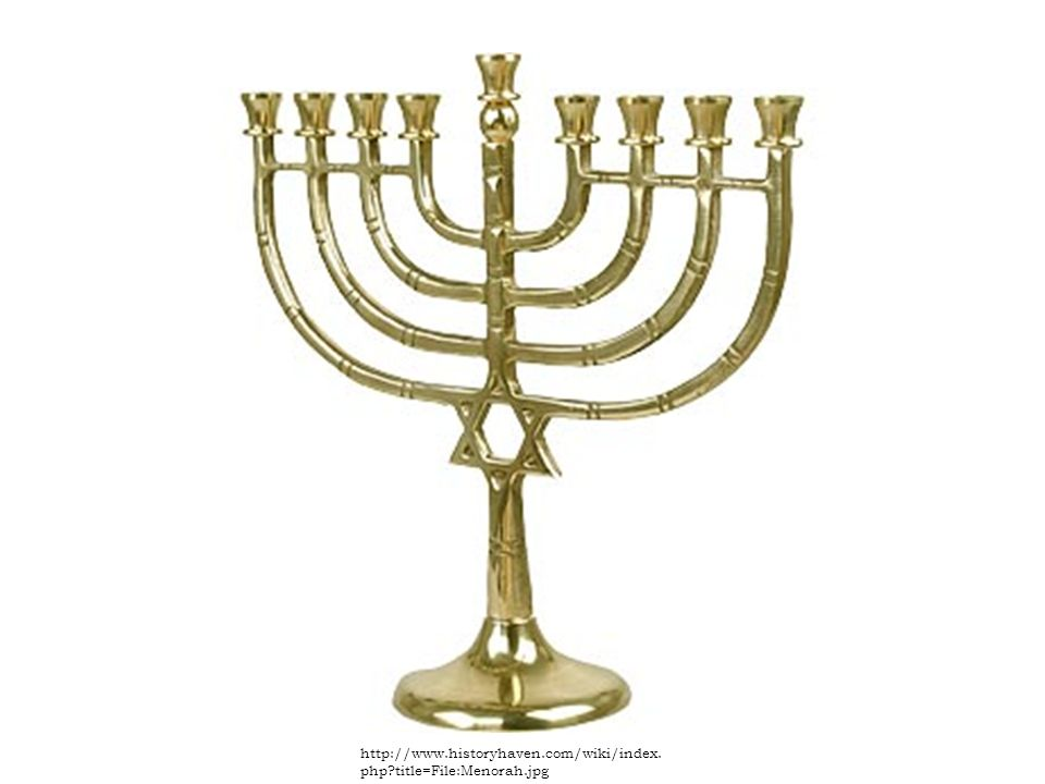 http://www.historyhaven.com/wiki/index. php?title=File:Menorah.jpg