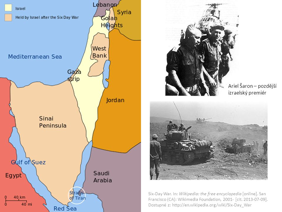 Six-Day War. In: Wikipedia: the free encyclopedia [online].