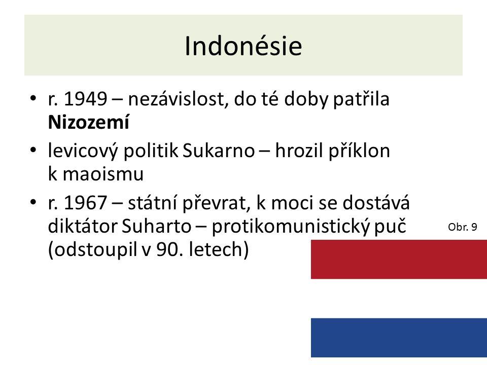 Indonésie r.