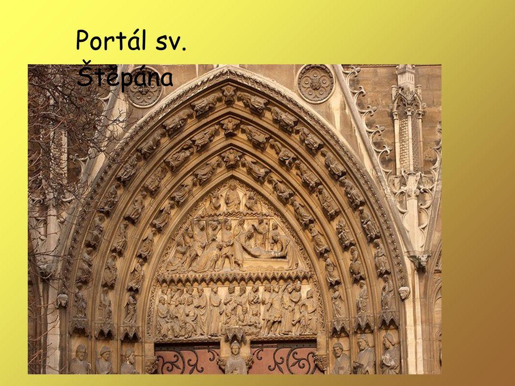 Portál sv. Štěpána