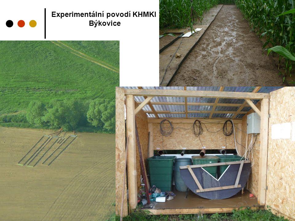 Experimentální povodí KHMKI Býkovice