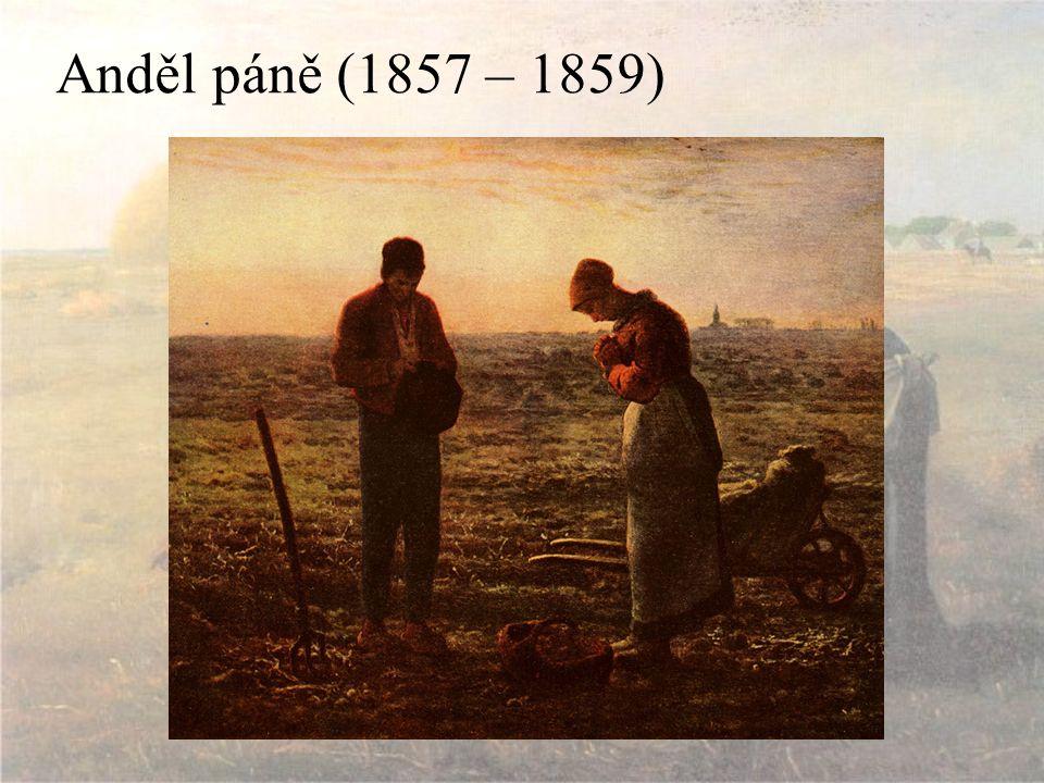 Anděl páně (1857 – 1859)