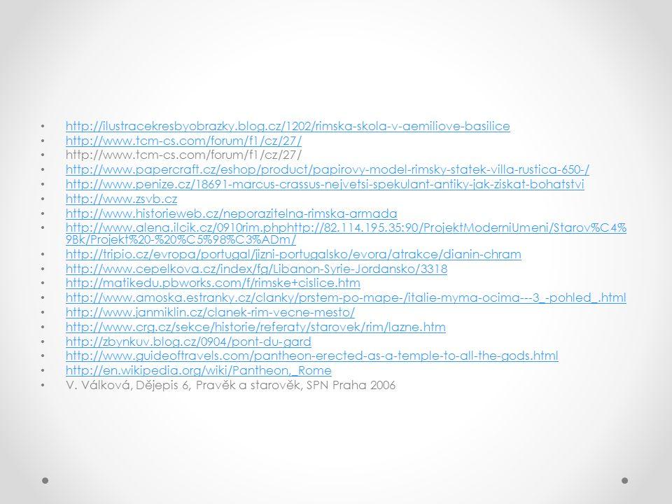http://ilustracekresbyobrazky.blog.cz/1202/rimska-skola-v-aemiliove-basilice http://www.tcm-cs.com/forum/f1/cz/27/ http://www.papercraft.cz/eshop/prod