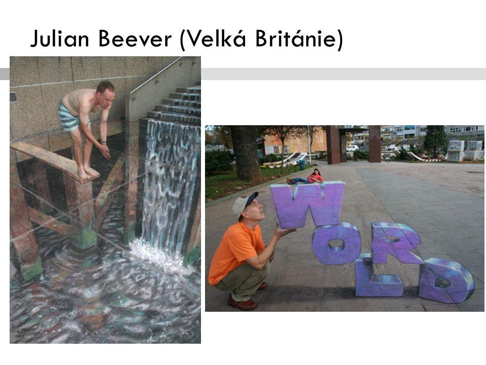 Julian Beever (Velká Británie)