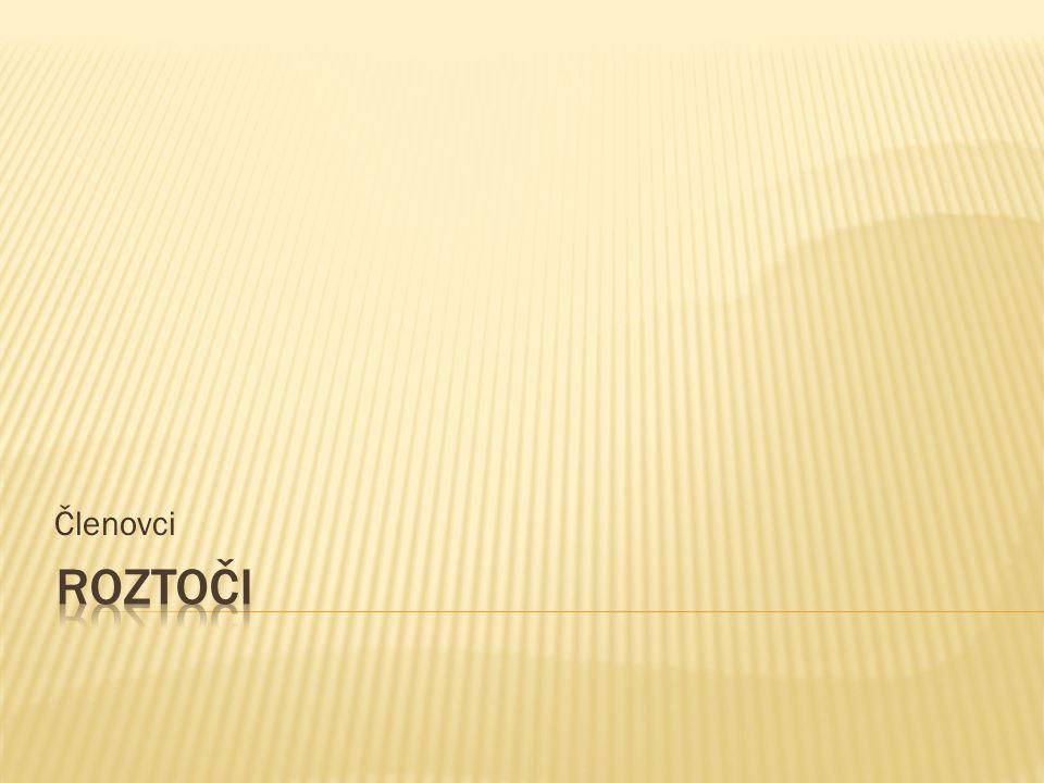 cílová skupina: střední školy anotace : charakteristické znaky řádu roztočů klíčová slova : klíště obecné, encefalitida, borrelióza autor: Kamila Černá zpracováno: 2012