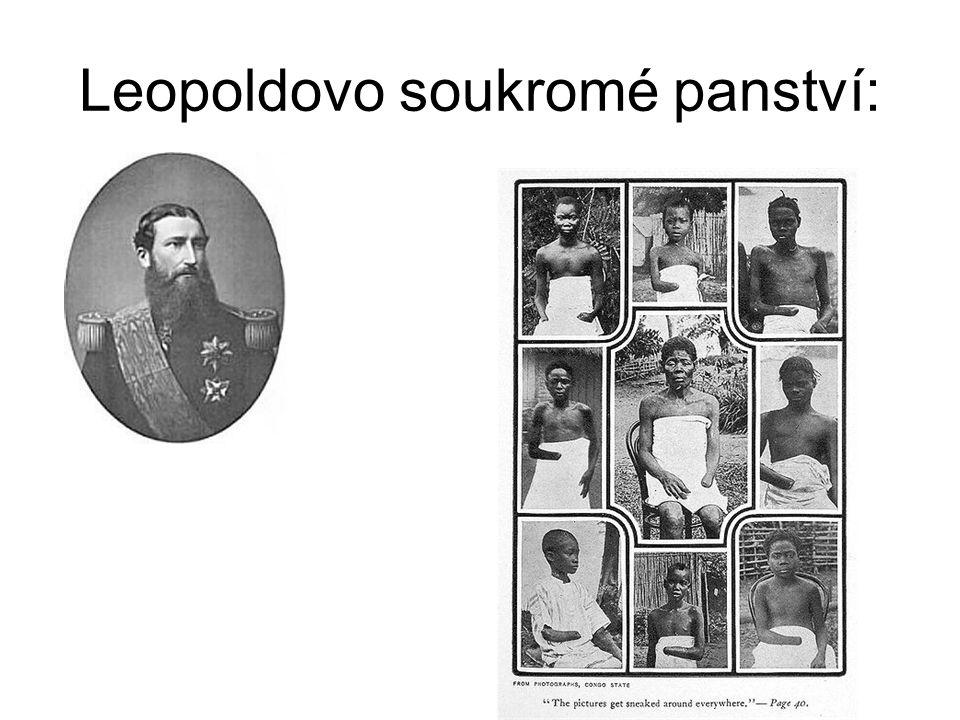 Leopoldovo soukromé panství: