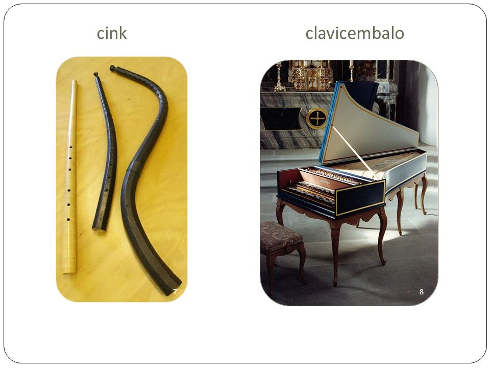 cink clavicembalo 78