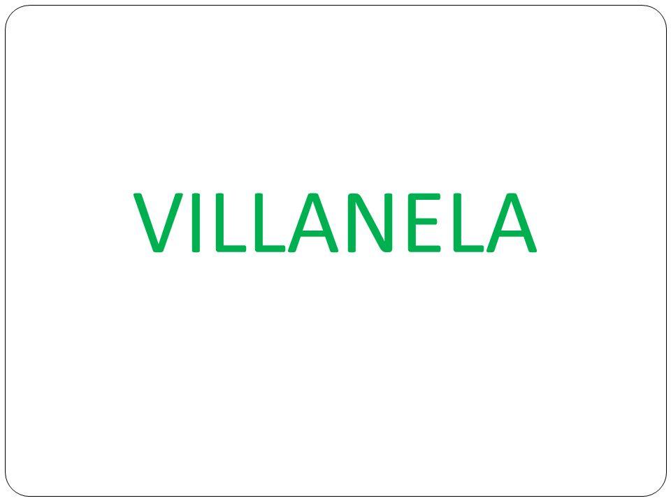 VILLANELA