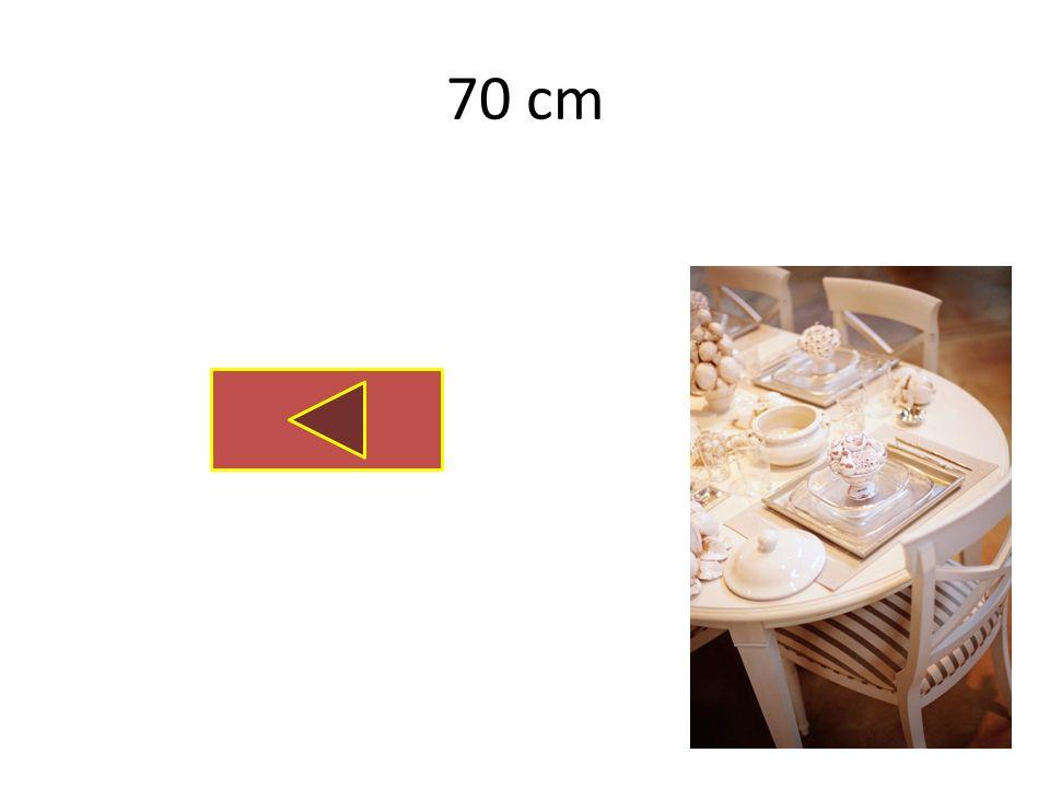 70 cm