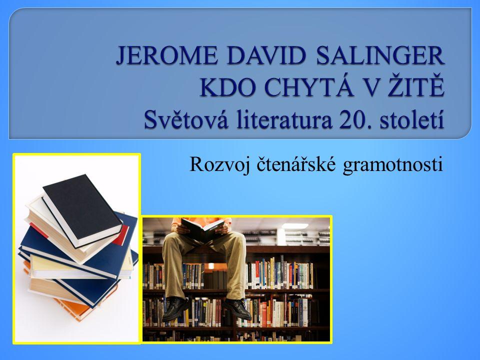 Rozvoj čtenářské gramotnosti