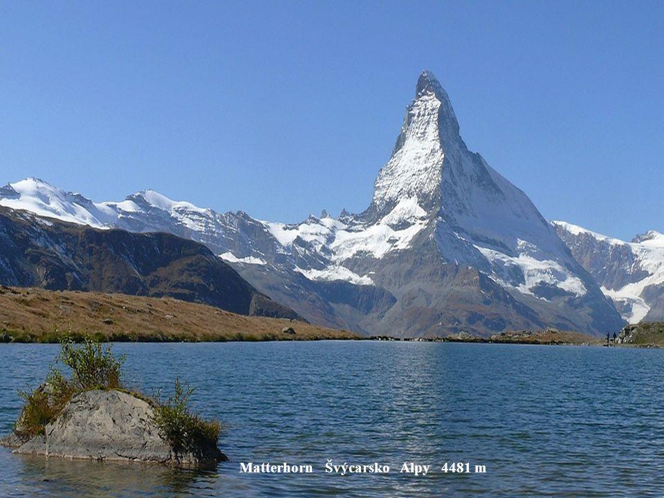 Großglockner Rakousko Alpy 3798 m