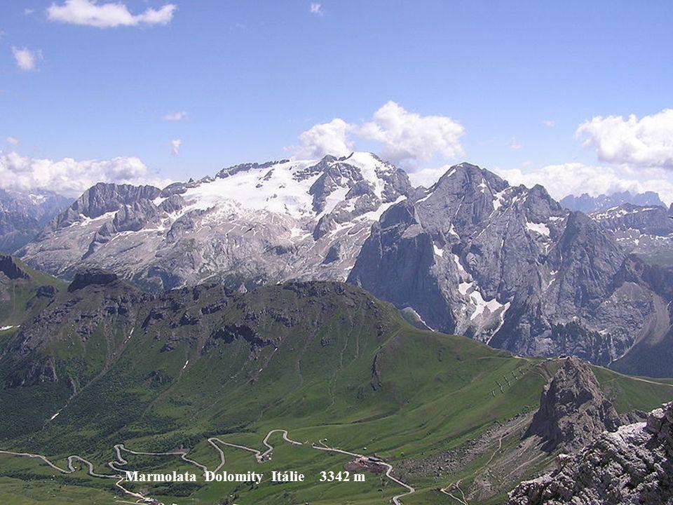 Pyreneje Španělsko / Francie 3404 m